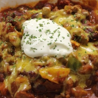 "Turkey Chili....a ""One Dish Dinner"""