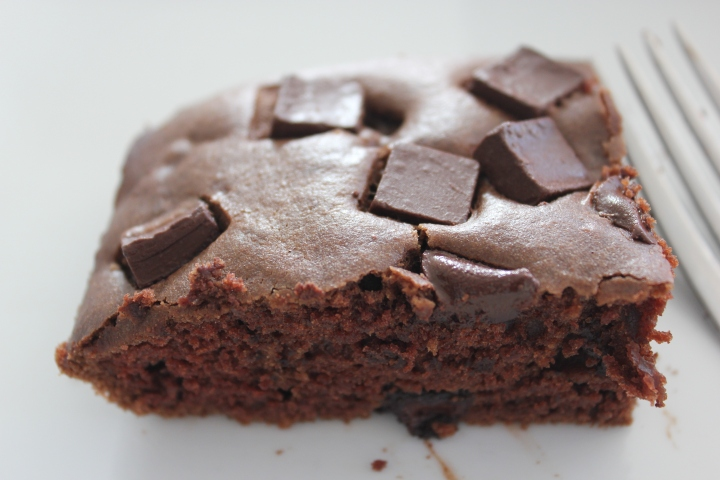 Mix in the Pan Chocolate SnackCake