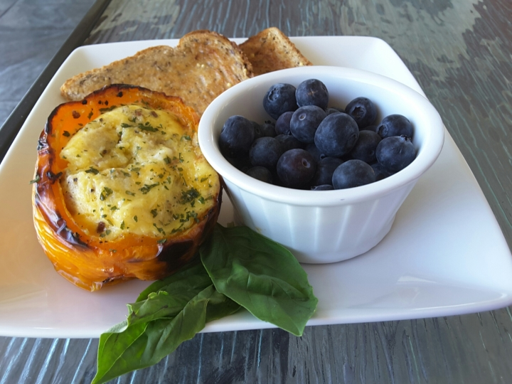 Grilled Egg PepperCups