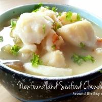 Newfoundland Seafood Chowder