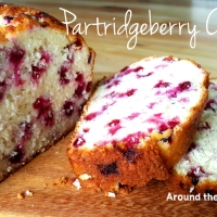 Partridgeberry Coconut Bread