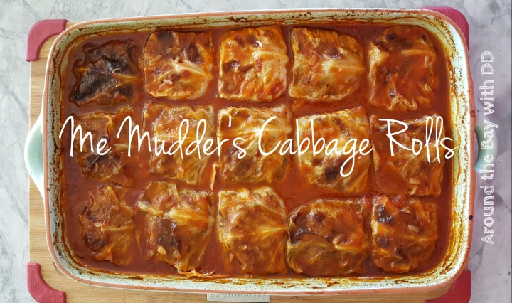 Me Mudder's Cabbage Rolls